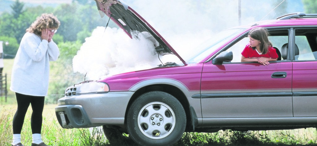 Overheating: What to do