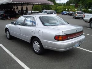The 3rd Gen Toyota Camry
